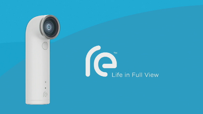 HTC-Re-Camera