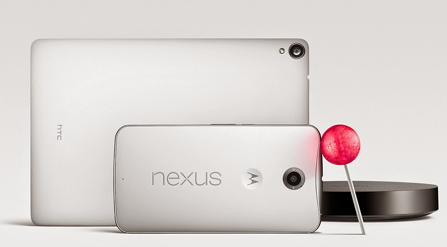 Familia de Nexus® 2014