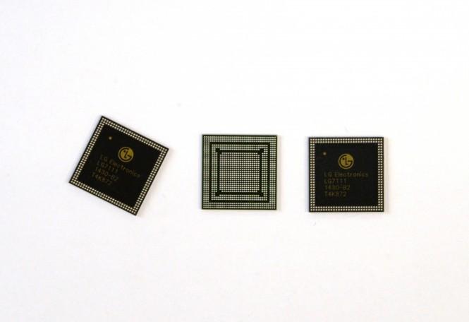 El primer procesador fabricado por LG, NUCLUN