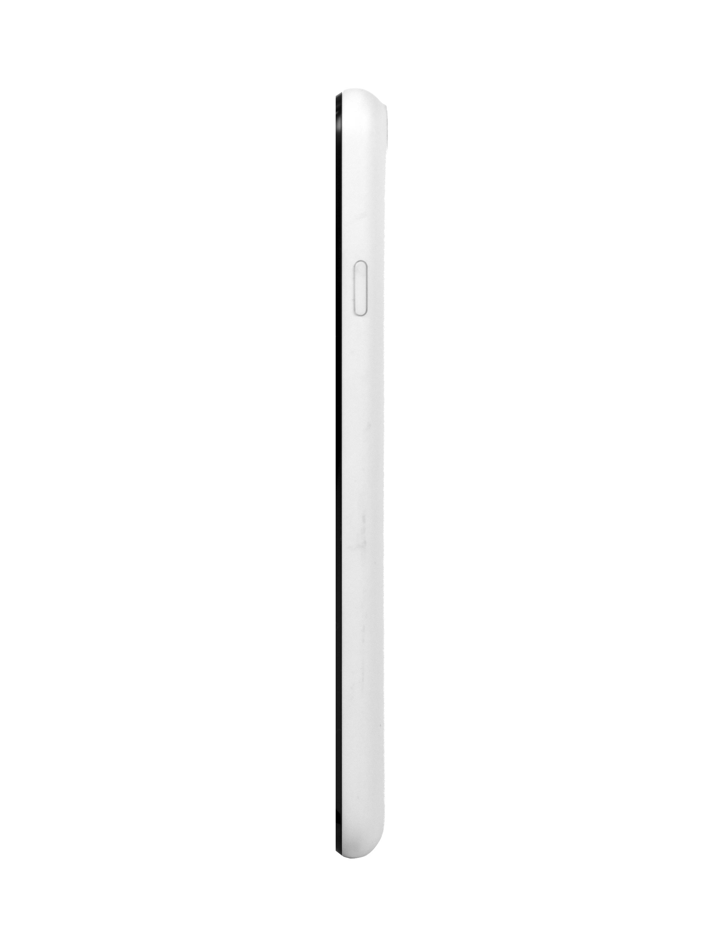 Lanix ilium S520 blanco lateral derecha