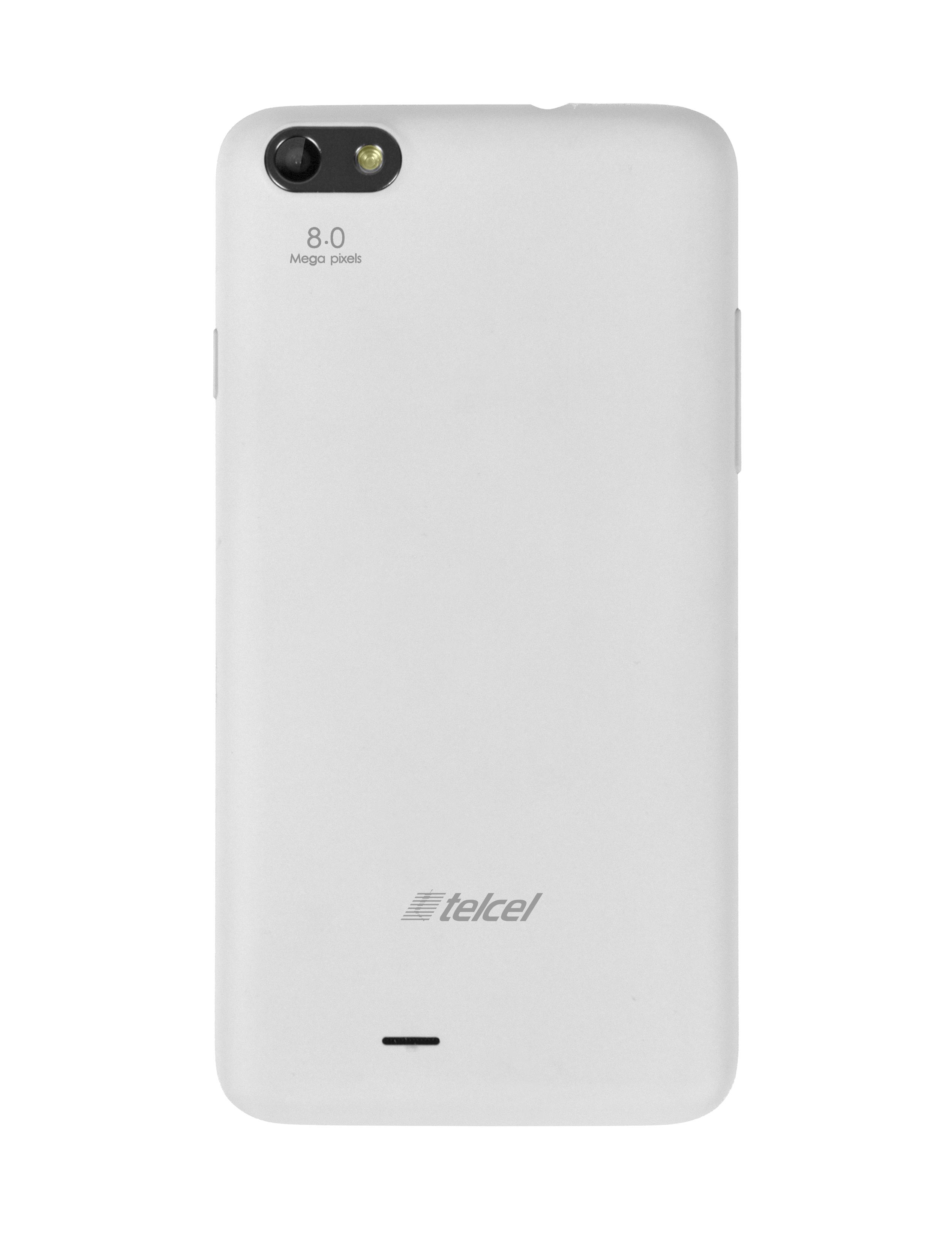 Lanix ilium S520 blanco posterior