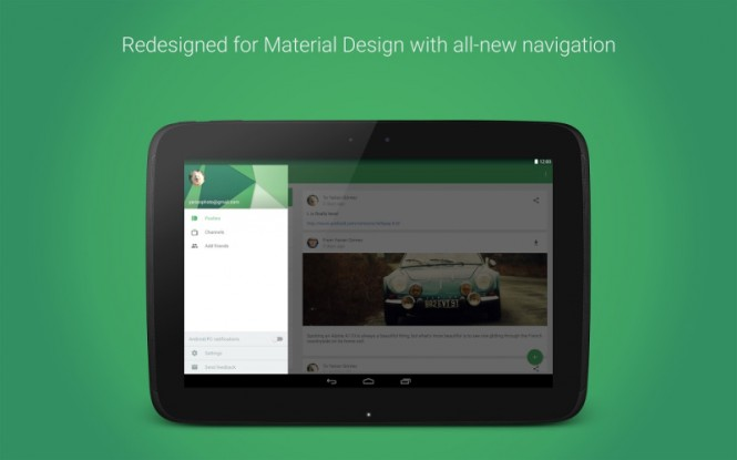 Pushbullet-Material