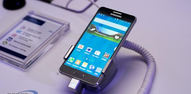 Samsung Galaxy Alpha en México