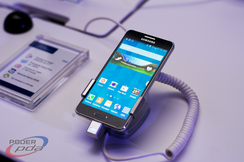Samsung Galaxy Alpha3