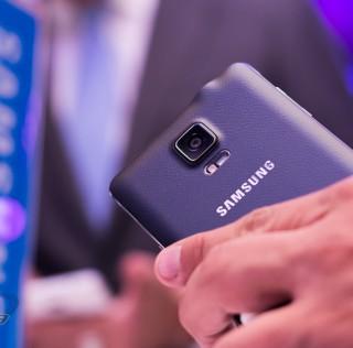Samsung Galaxy Note 4 llega a México