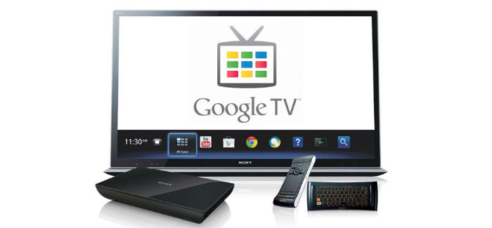 Sony Google® TV NSZ-GS7
