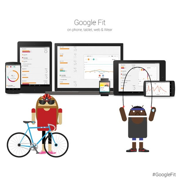 google fit androids