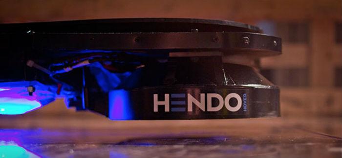 Hendo patineta voladora llegará en 2015