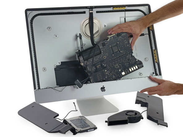 iMac 27 retina 5 k teardown15