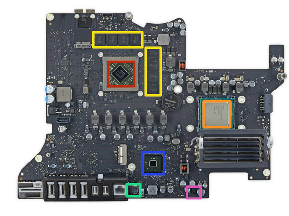iMac 27 retina 5 k teardown17