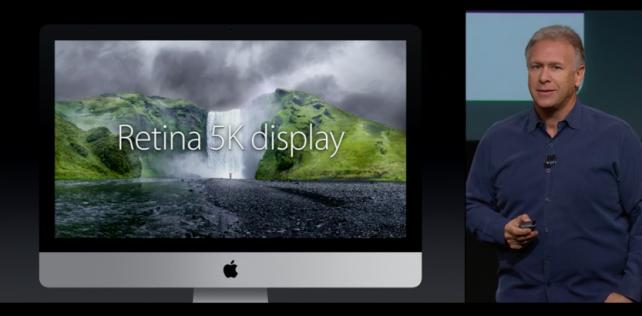 iMac Retina Display 5K