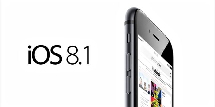 Apple presenta iOS 8.1