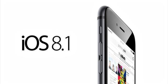 Apple presenta iOS 8.1