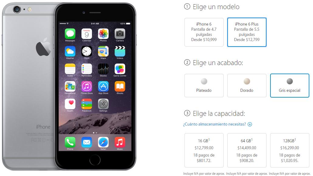 iPhone-6-Plus-precio-Mexico