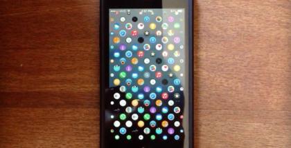 iphone- apple watch ui