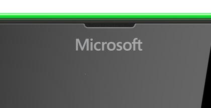 microsoft lumia verde