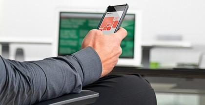 Uso de Móviles en el trabajo