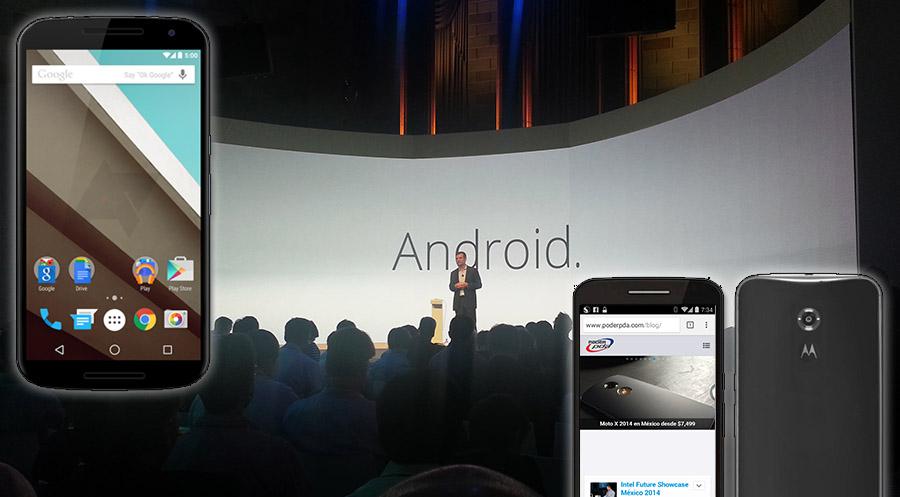 Google Nexus® 6