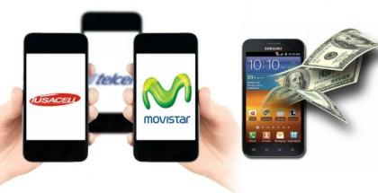 planes de Telcel, Movistar, Nextel y Iusacell