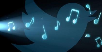 Música en Twitter