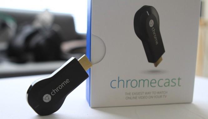 El Chromecast ha vendido más de 17 millones de unidades