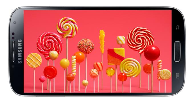 Android 5.0.1 Lollipop ha comenzado a hacerse camino a los GS4 de Iusacell