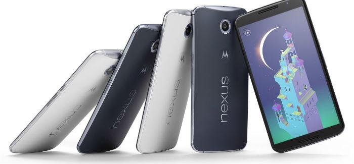 Google Nexus 6 Shamu Motorola