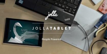 Jolla Tablet busca financiamiento colectivo para su fabricación