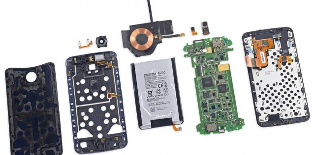 Nexus 6 pieza por pieza gracias a iFixit