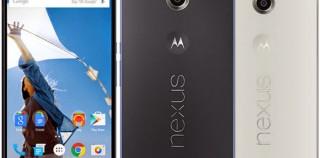 Nexus 6 llegará a México en diciembre