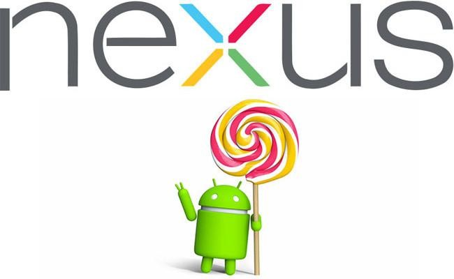 Nexus-Android-Lollipop