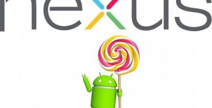 Nexus-Android-Lollipop