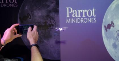 Parrot-minidrones