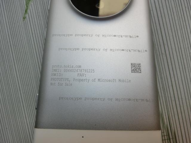 microsoft lumia prototipo