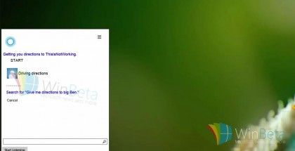 CortanaWindows10