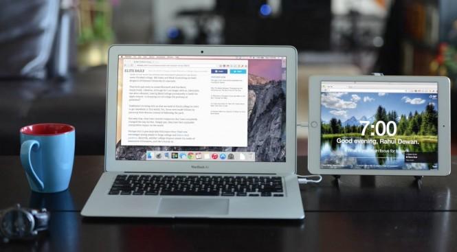 Duet Display quiere que tu dispositivo iOS sea la segunda pantalla de tu Mac.