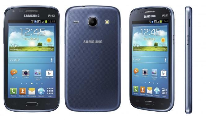 Samsung Galaxy Core, serie a la que podría sustituir la nueva serie J