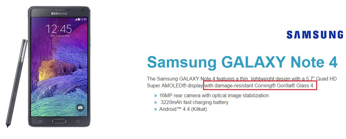 Galaxy-Note-4-Gorilla-Glass-4