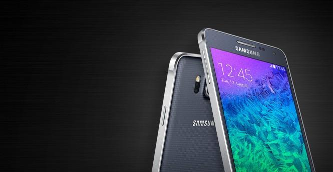 Samsung Galaxy Alpha es el primer dispositivo con Gorilla Glass 4.