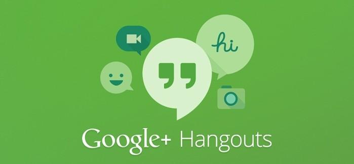 Logo de Hangouts