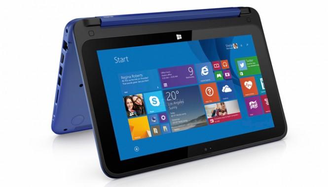 HP Stream de 13 pulgadas cuenta con versiones táctiles de la Notebook.