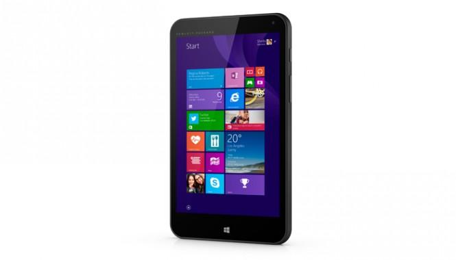 HP Stream 7 es una tableta con Windows 8.1 y pantalla de 7 pulgadas.