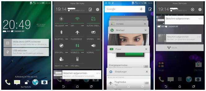 HTC One comenzará a recibir Android Lollipop el 3 de enero.