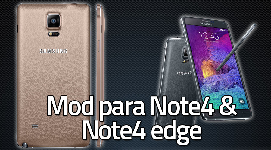Sonido Surround Note4
