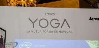 La nueva línea Yoga de Lenovo llega a México