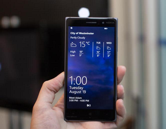 Microsoft Lumia 830-10
