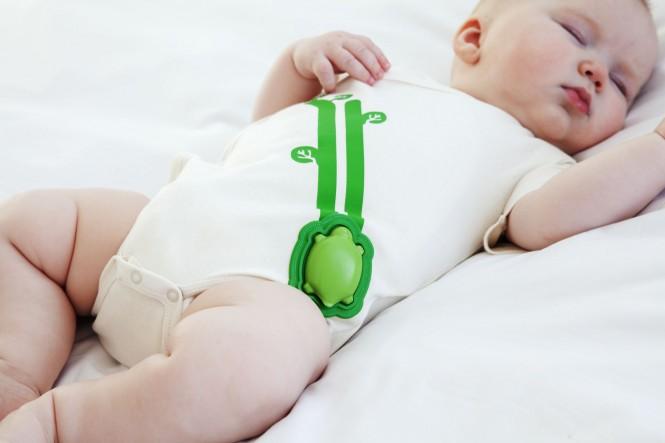 El Mimo Baby Monitor es la primera implementación del Intel Edison.
