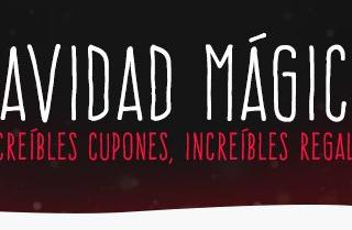 Cupones Mágicos trae para ti las mejores ofertas navideñas