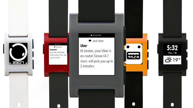 Pebble ha mejorado sus notificaciones gracias al soporte que Google le ha dado a Android Wear.