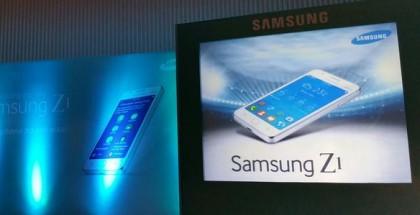 Promocional Samsung Z1